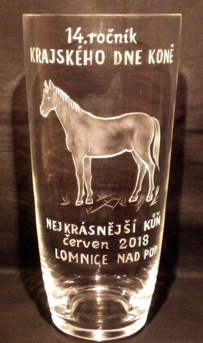 photo: Cena na soutěž o nejkrásnějšího koně