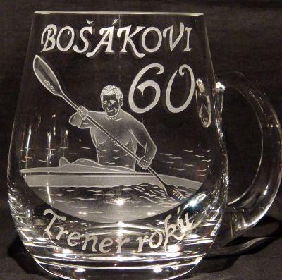 photo: Dárek Bošákovi k 60 narozeninám