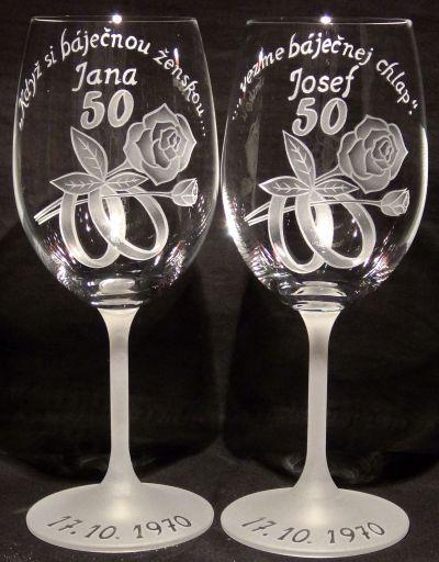 photo: Dárek ke zlaté svatbě Janě a Josefovi