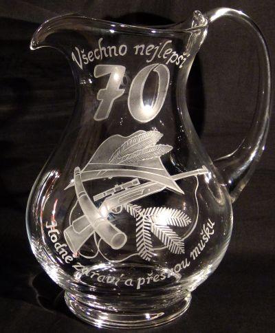 photo: Dárek myslivcovi - džbán 1500 ml