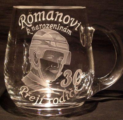 photo: Dárek Romanovi k 30. narozeninám