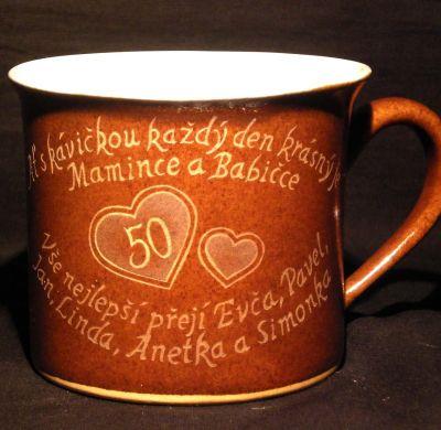 photo: Dárek - větší hrnek na kávu