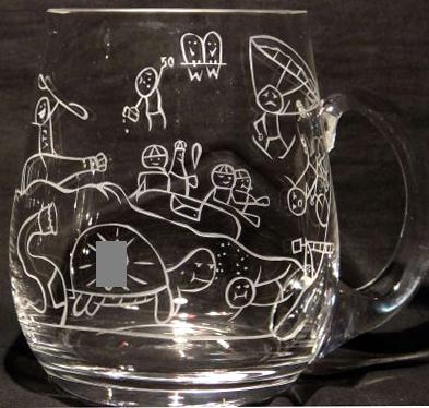 photo: Motiv dle nákresu od zákazníka