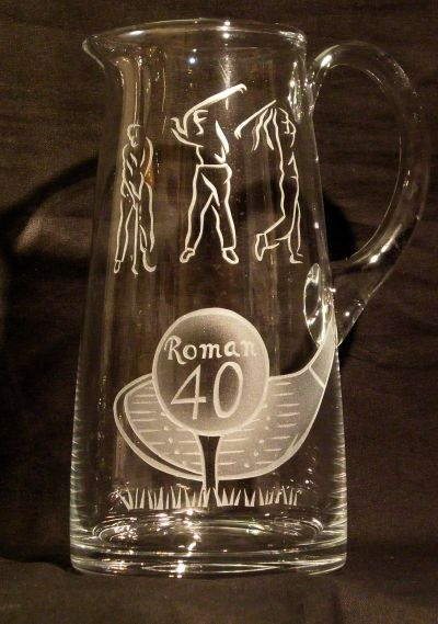 photo: Motiv k jubileu pro vyznavače golfu