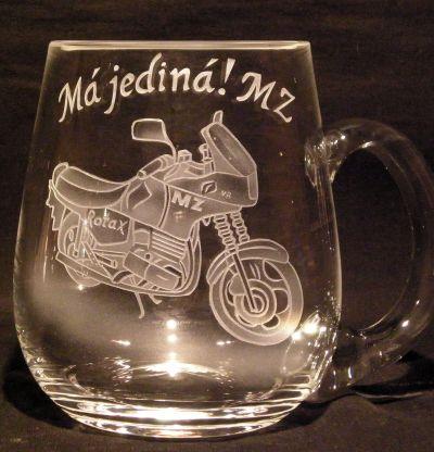 photo: Motiv motorkáři....