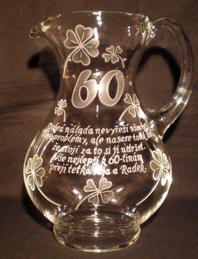 photo: Slogánek na džbánu 1500 ml