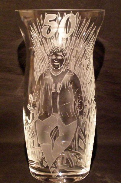 photo: Váza k padesátiním
