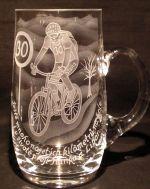 photo: Dárek cyklistovi k 30