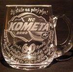 photo: Dárek fandovi Komety