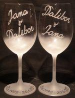 photo: Dárek k výročí Janě a Daliborovi