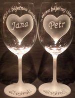 photo: Dárek k výročí Jany a Petra