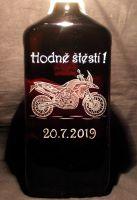 photo: Dárek k výročí - lahev whiski