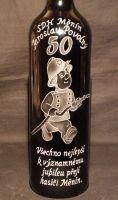 photo: Dárek - lahev s dobrým vínem