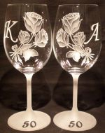 photo: Dárek - sklenice k 50. výročí