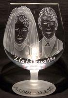 photo: Dárek svatebčanům na památku