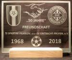 photo: Motiv k výročí fotbalových klubů