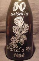 photo: Růže k 50. zlatým letům
