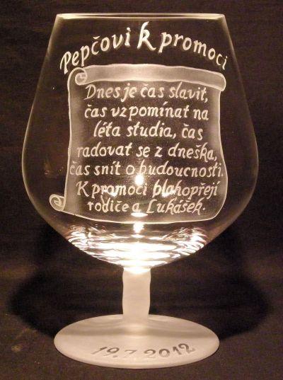 obrázky k promoci Obří číše k promoci | Nabídka dárků, suvenýrů a pohárů ze skla  obrázky k promoci